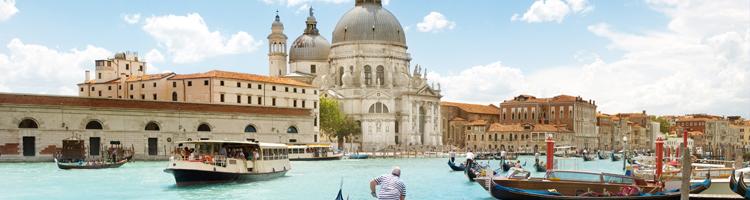 Familienurlaub in Italien buchen