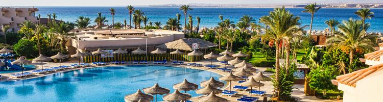 Familienurlaub in Ägypten buchen