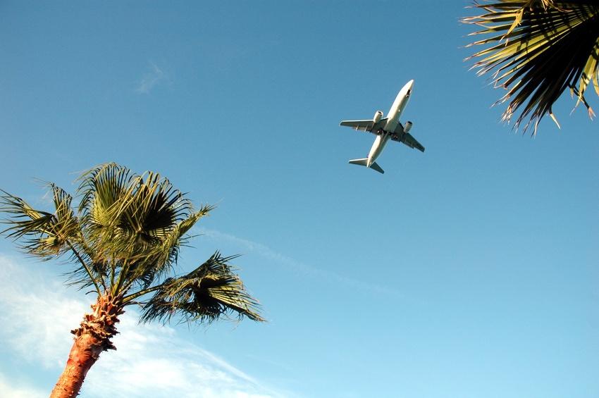 Wertvolle Tipps für den ersten Flug mit der Familie