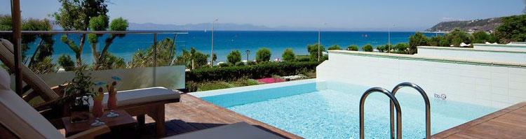 Hotels mit Privatpool Last Minute Urlaub