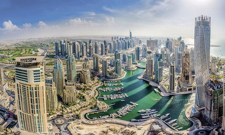 Dubai, die Stadt der Superlative!