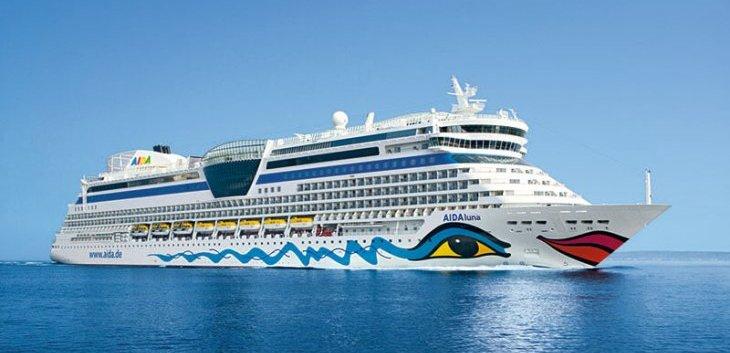 AIDA Kreuzfahrten Schiff