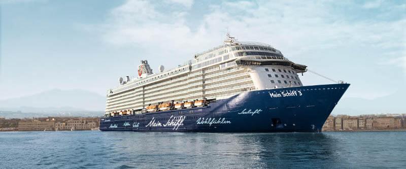 TUI Cruises Schiff