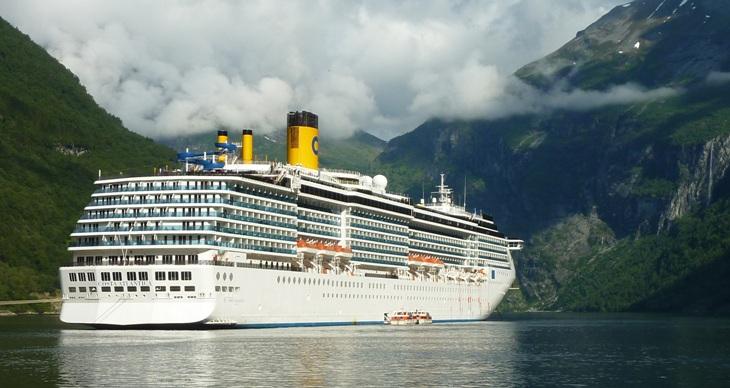 Costa Kreuzfahrten Schiff